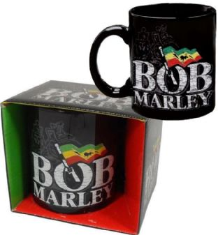 Bob Marley - MUG (11oz) (Brand New In Box)